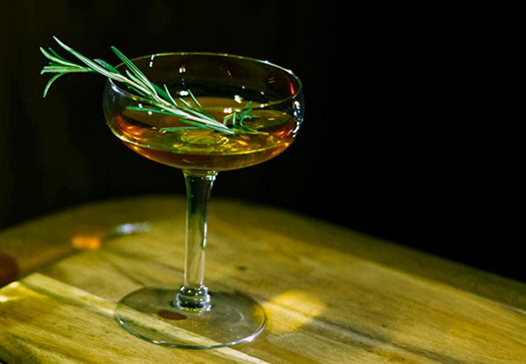 Cocktail d'automne no. 10 : Le coeur révélateur